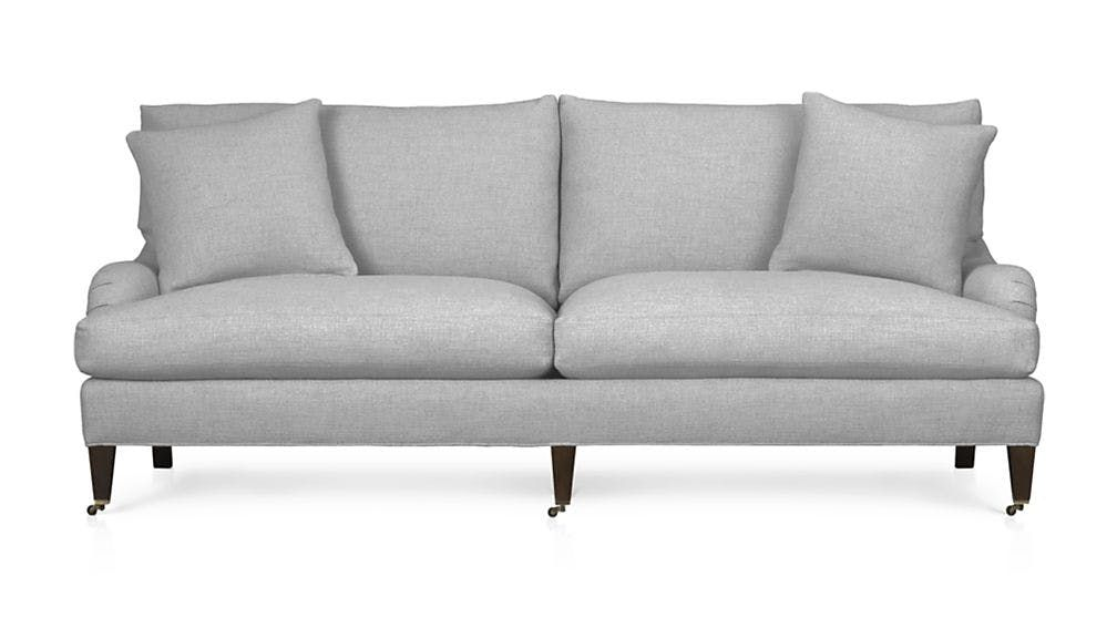 Reviewed: The Most Comfortable Sofas at Crate & Barrel