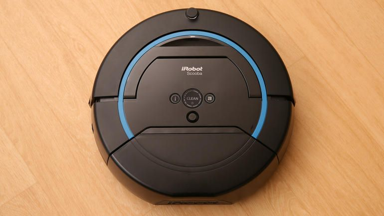 iRobot's Scooba 450 isn't perfect, but it's a solid, albeit pricy, choice for small space cleaning. - Page 2