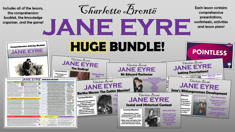 Jane Eyre Huge Bundle