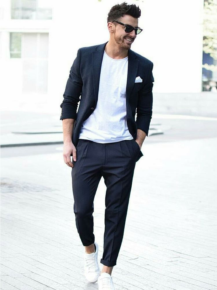 smart casual men's dress code guide  smart casual men