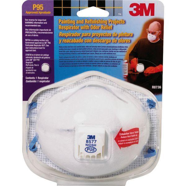 3m odor mask