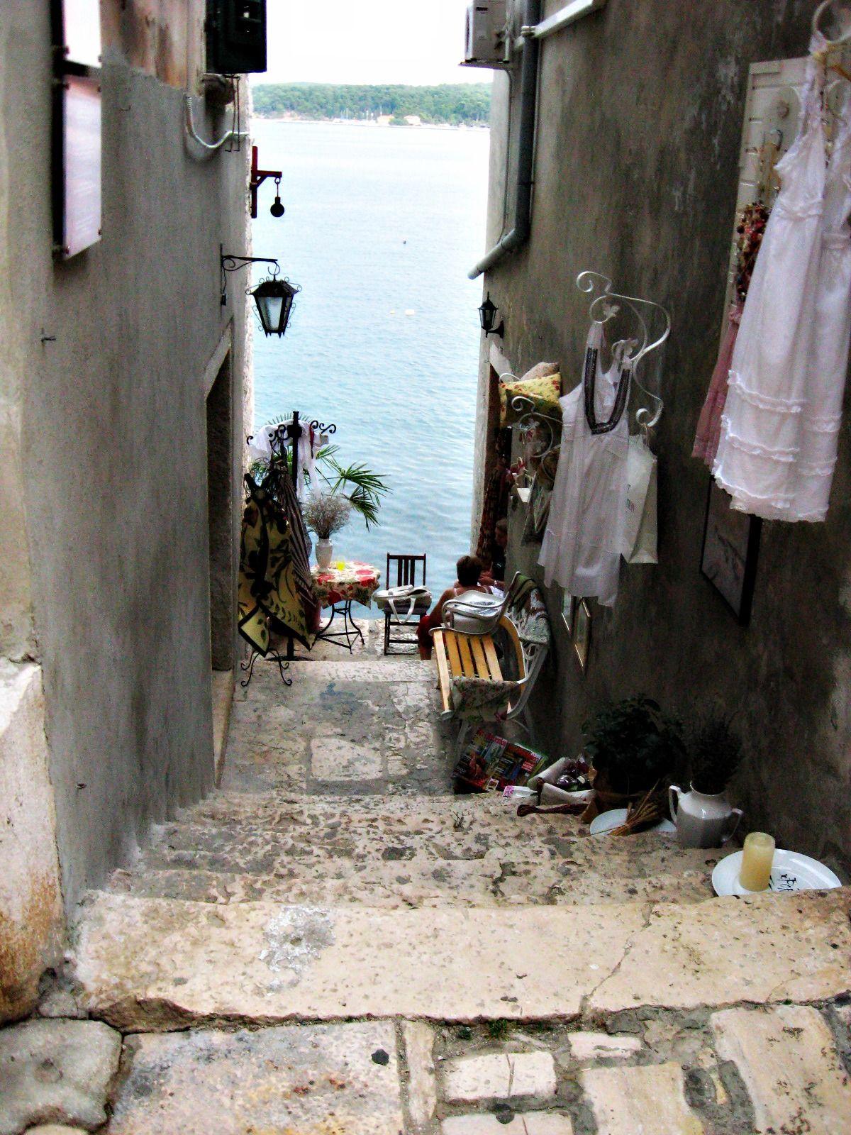 Scorci  Rovigno - Croazia Foto Annachiara Andretta