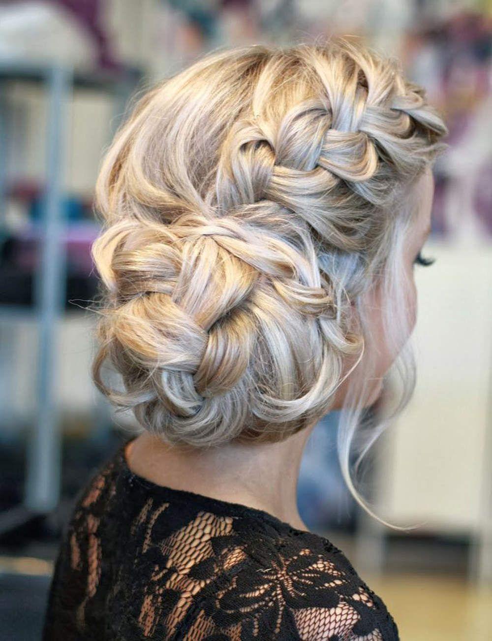 Coiffures de mariée les tendances de hair style chignons