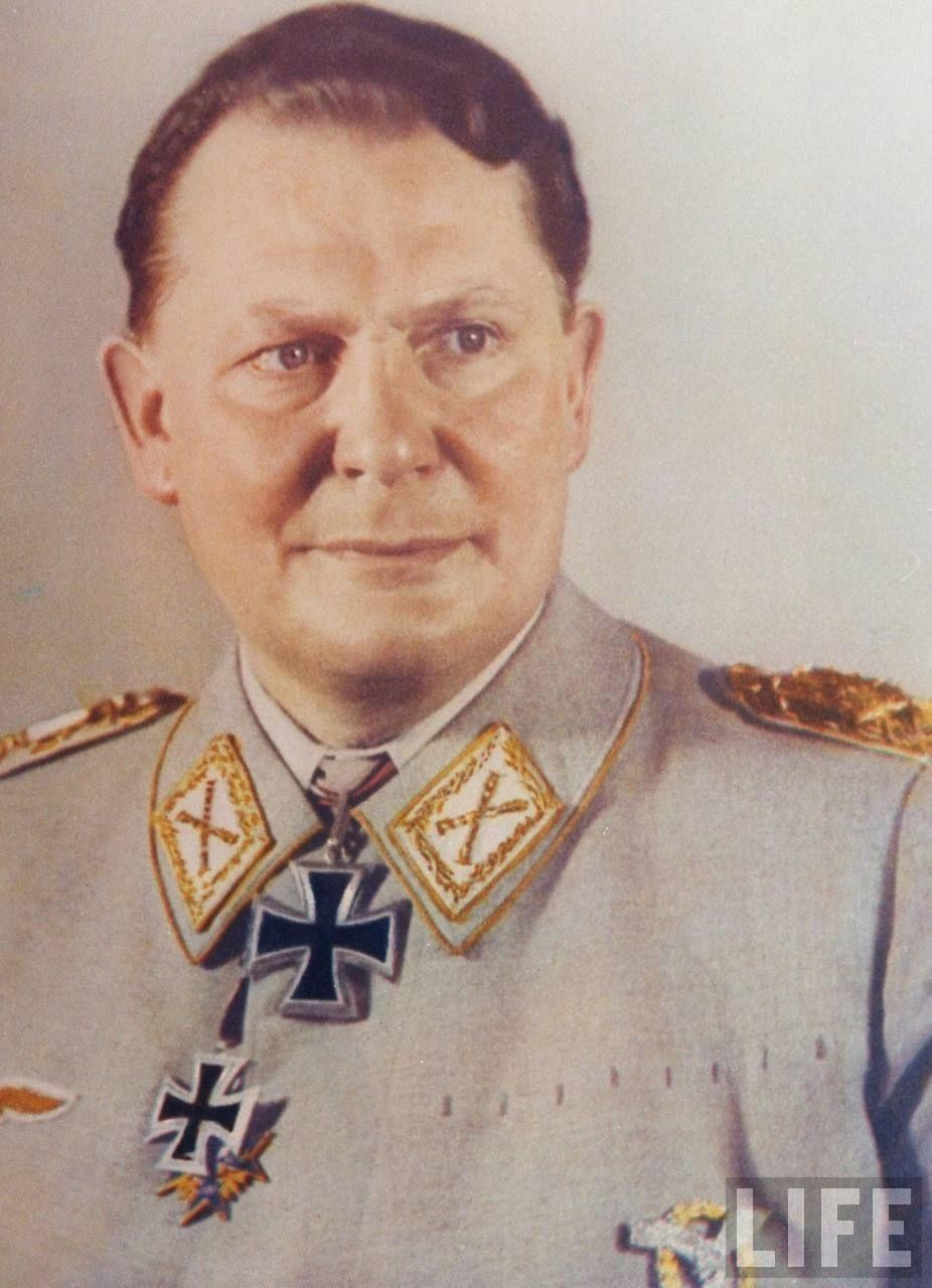 Hermann Goering Ww2 Reichsmarschall Herman...