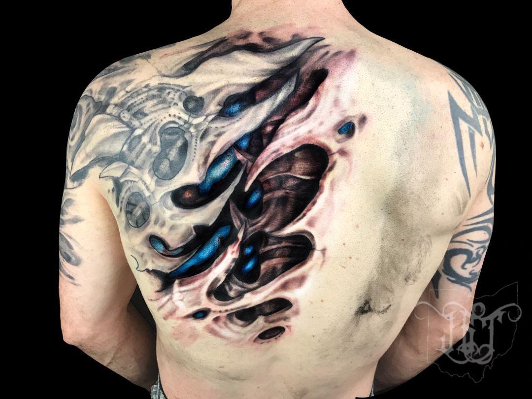 Evolved body art by columbus ohio