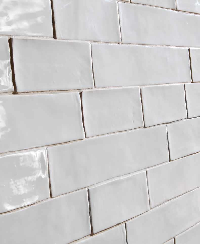 Argila Poitiers White 3x12 Wall Tile Peronda Tiles