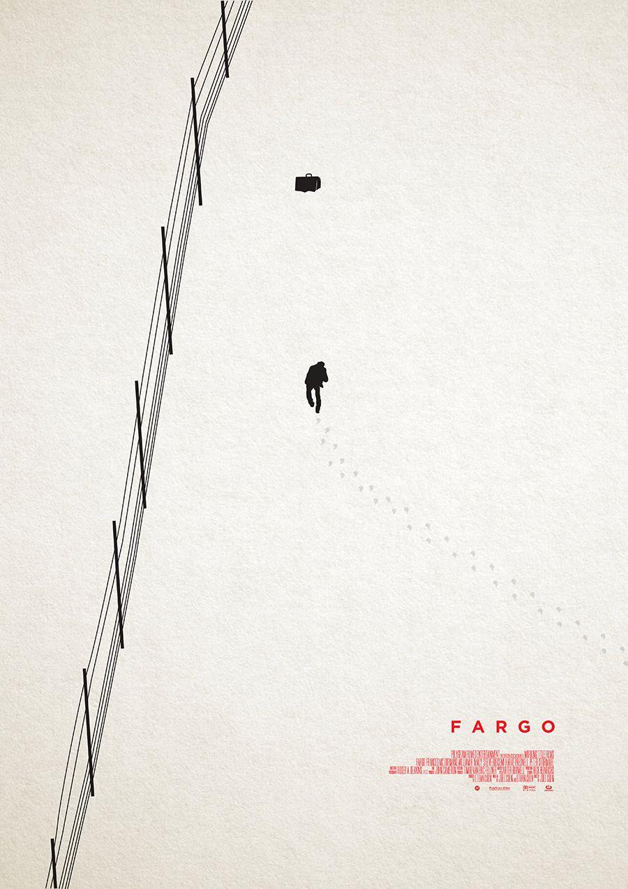 Fargo movie poster | Movie posters minimalist, Film ...