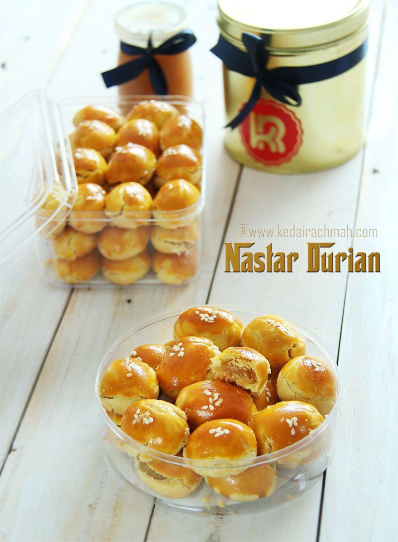 Nastar Durian Nastar Kue Kering Resep