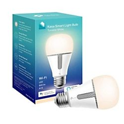 Tp Link Kasa Smart Light Bulb Tunable Item 4388749 Smart Light Bulbs Dimmable Led Lights Led Light Bulb