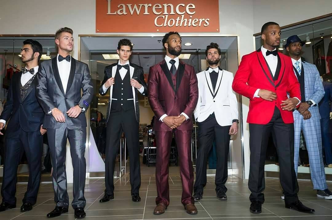 Everybody is crazy about a sharp dressed man!  The Kamisol Style production went extremely!  The modern classic men represented #lawrenceclothier well at #springfieldtowncenter  on April 17. Thanks to everyone who came to support this small business owner successful grand opening!  #kamisolandlawrence #towncenter #runway #fashion #FTLOS #fortheloveofstyle #menswear #mensfashion #models #suits #shoes #esclator #photographers #designers #videoshoot #videoGrapher #magazines