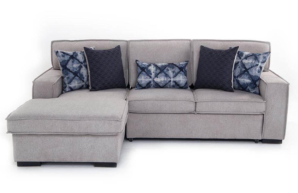 Playscape right arm facing sectional in 2019 living room - Bob s discount furniture living room sets ...