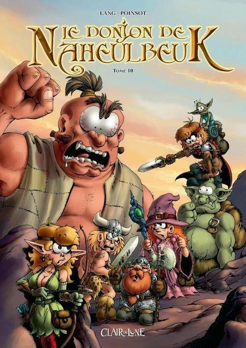 Le Donjon De Naheulbeuk Bd : donjon, naheulbeuk, Donjon, Naheulbeuk, Zelda, Characters,, Comic, Cover,, Fictional, Characters