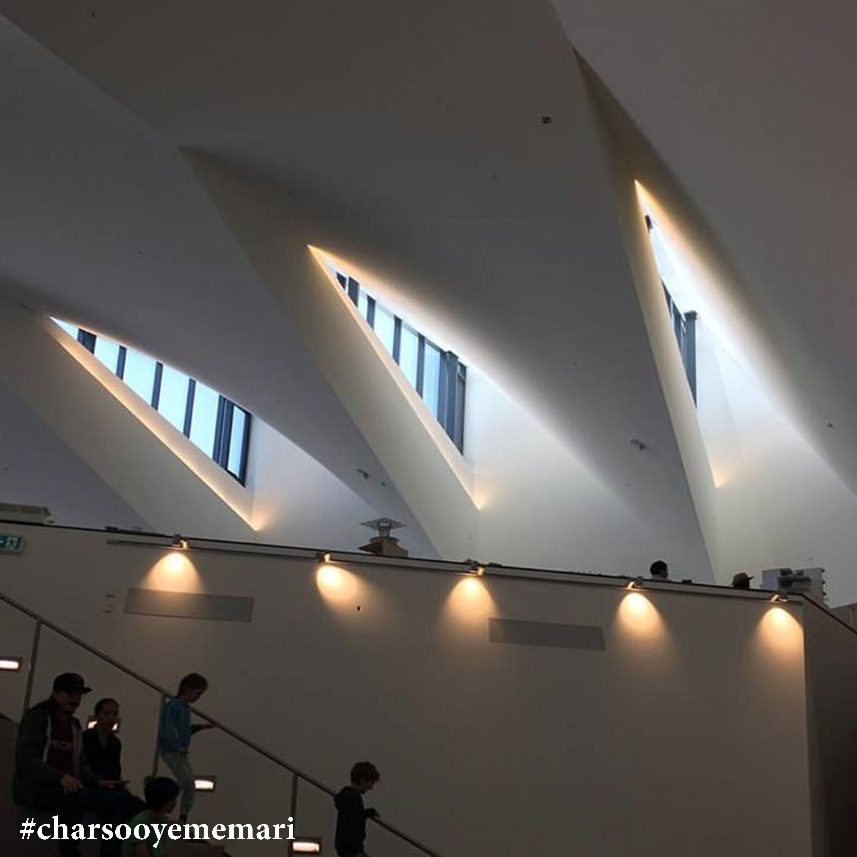 دانشکده معماری تورنتو Instegram  @Charsooyememari Telegram Channel