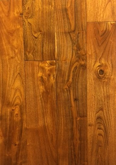 Sunset Solid Hardwood From Black Locust 5 Wide Boards Indian