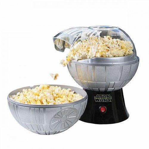 Star Wars Death Star Popcorn Maker | Disney Kitchen | Pinterest