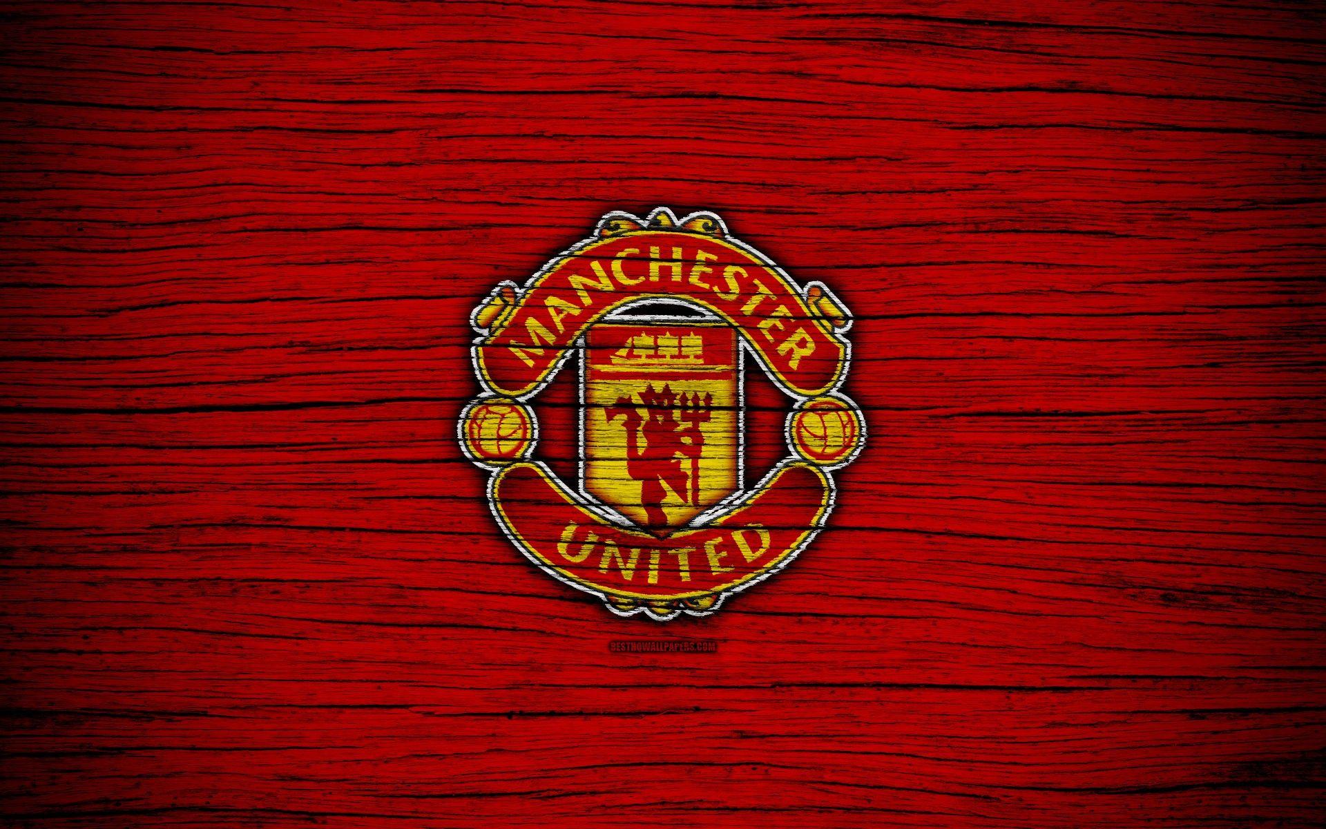 Man United 4k Manchester United Wallpaper Manchester United Logo Manchester United