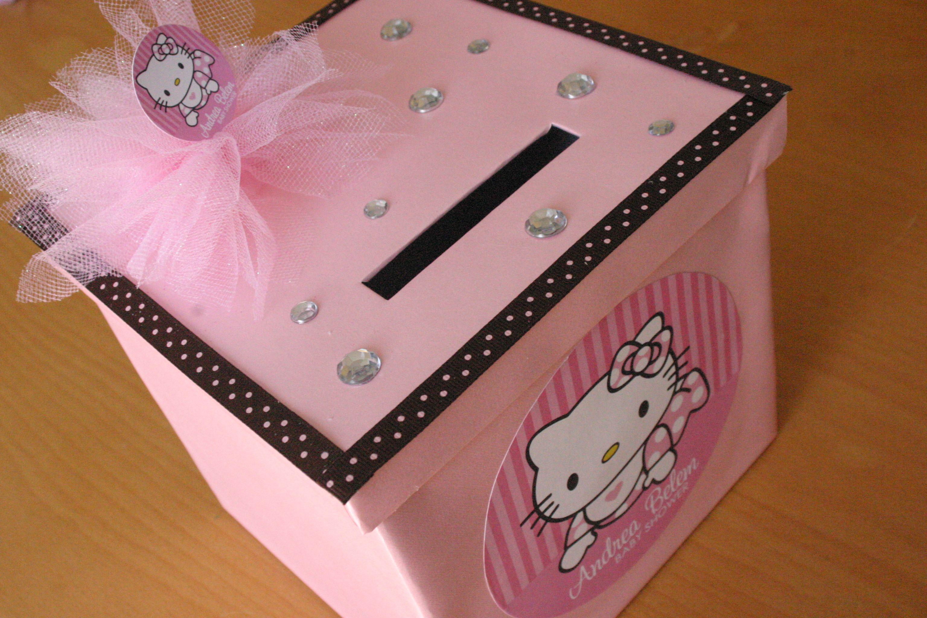 Caja Para Sobres Cajas Decoradas Cajas Y Decoracion Cajas