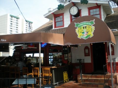 O'Brothers Irish Pub - Riverside | Jacksonville fl ...