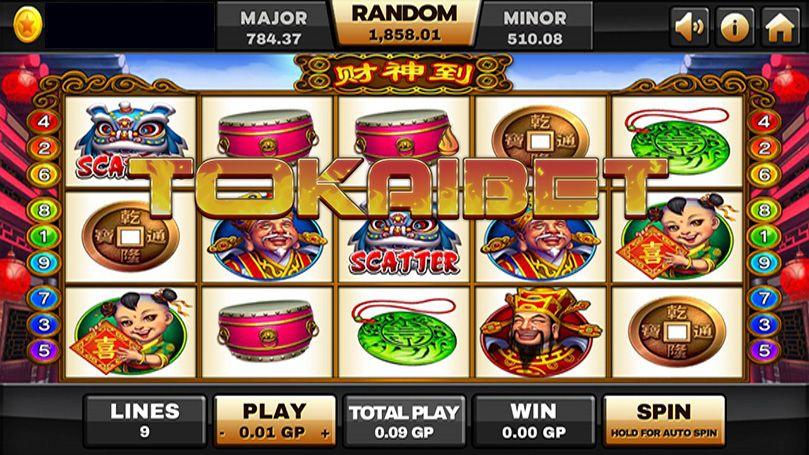 Pin di Judi Slot Online Joker123 Terpercaya