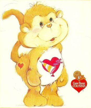 Care Bears Cousins - Playful Heart Monkey | CARE BEAR COUSINS ...