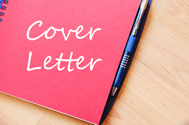 How To Write A Cover Letter / Application Letter Under 5