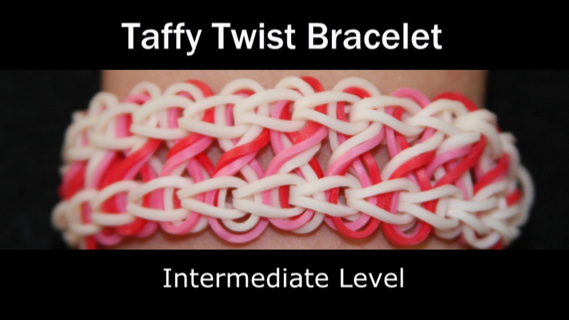 Rainbow Loom® TaffyTwist Bracelet