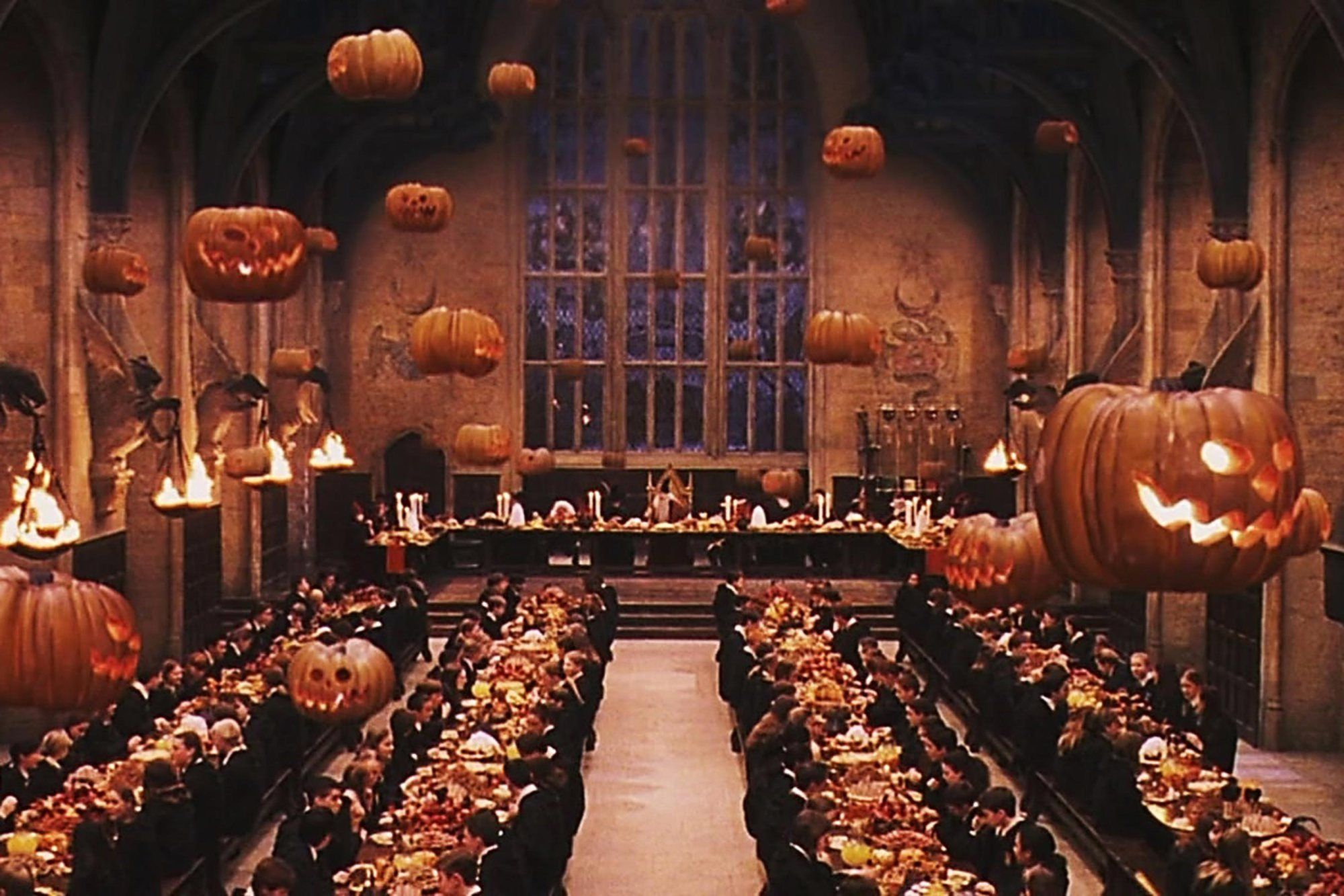 The 'Harry Potter' pumpkin carvings this Halloween are gorgeous