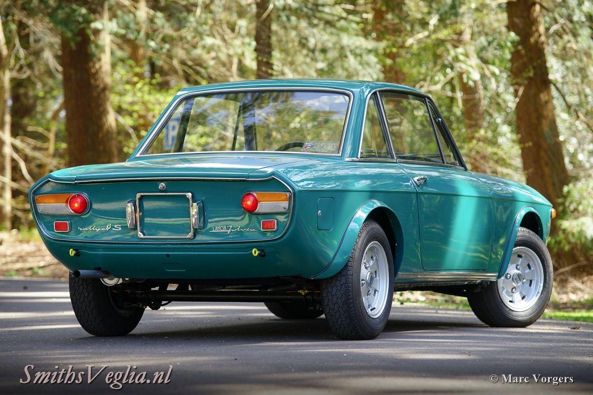 1969 Lancia Fulvia - 1.3S Rally Coupe Perfect Condition! | Classic ...