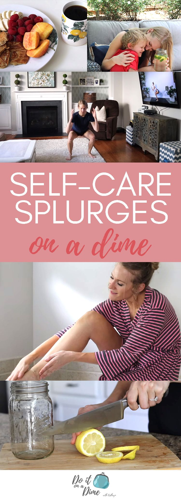 7 (actually good) SELFCARE SPLURGES on a dime! Self
