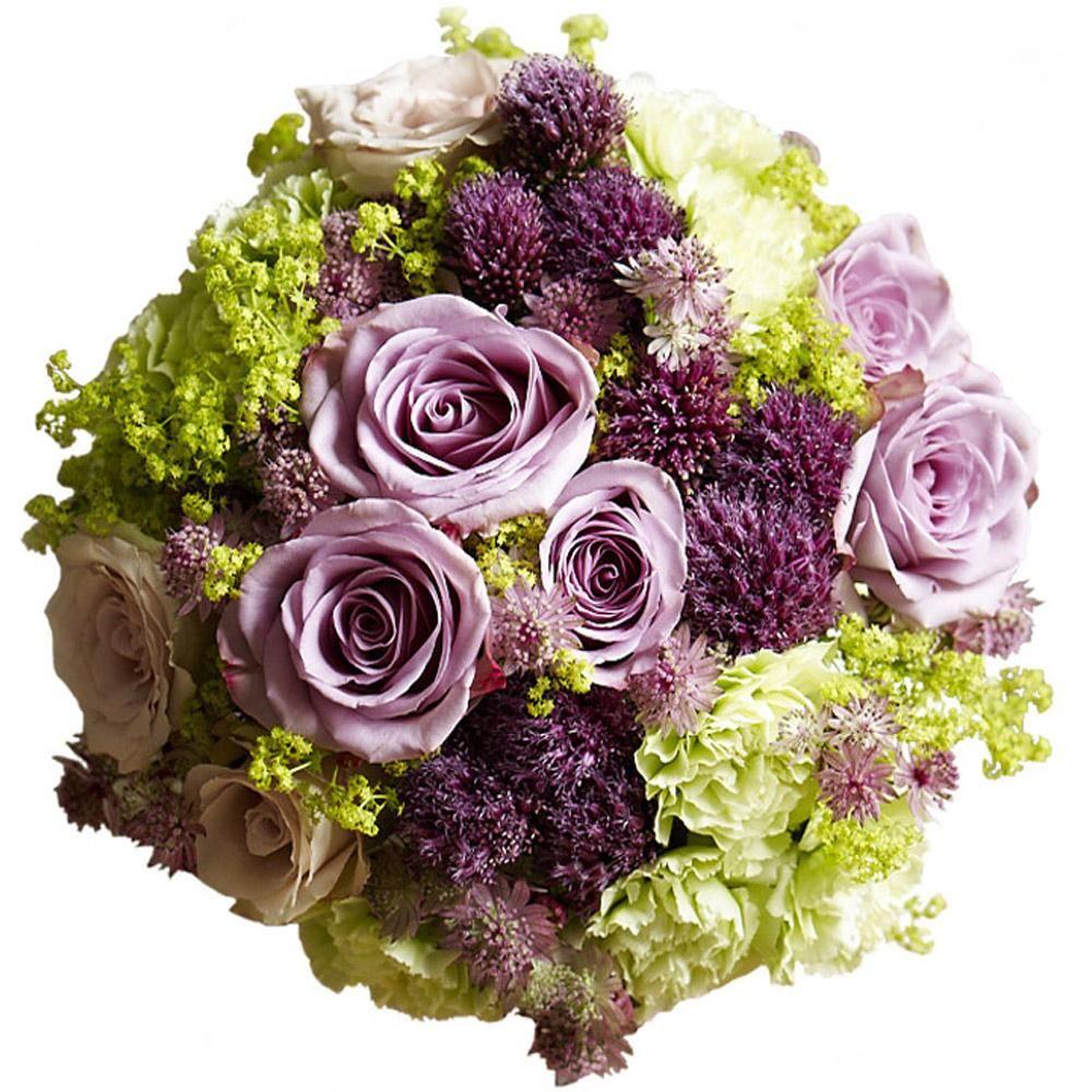 10885 Roses Carnations Jane Packer Bridal FlowersFlower