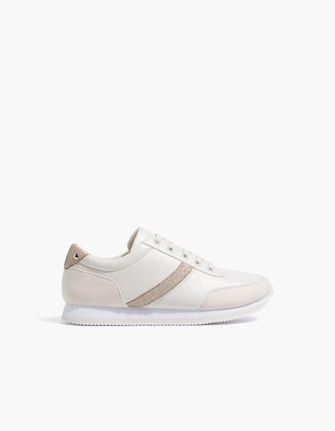 online retailer f790d bf8f9 At Stradivarius youll find 1 Sneakers with contrasting nude details for  just 3290 Serbia . Visit now to discover this and more All.REF.  2896341-V2018