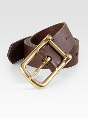 Paul Smith equestrian buckle - S5A. #menswear #S5A -AB