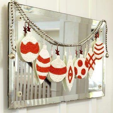 Ideas decoracion navidad guirnalda christmas ideas - Decoracion navidena casera ...