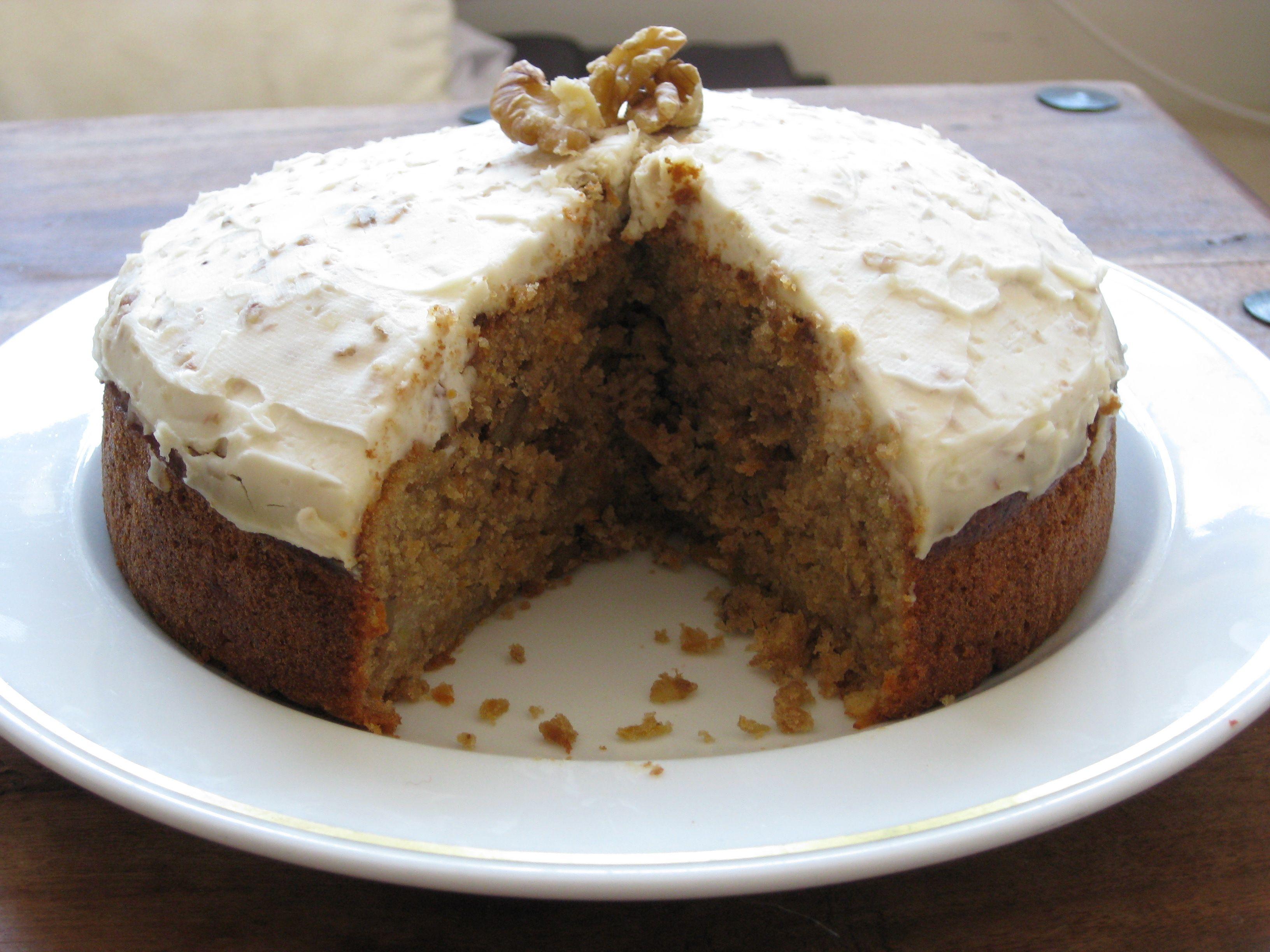 The Weekly Bake Off Challenge Mary Berry Carrot Cake Dulciuri