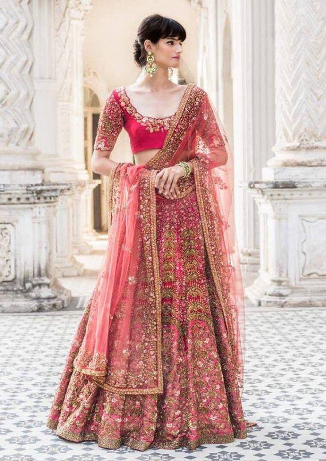 Latest Indian Bridal Lehnga Collection 2018 | Indian bridal ...