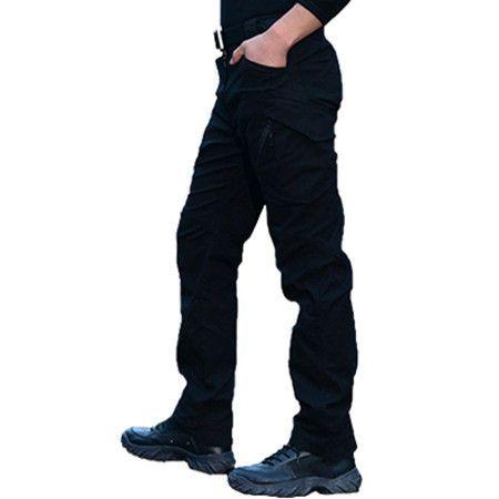 IX9 Tactical Men Pants Combat Trousers SWAT Army Military Pants Men Cargo Pants
