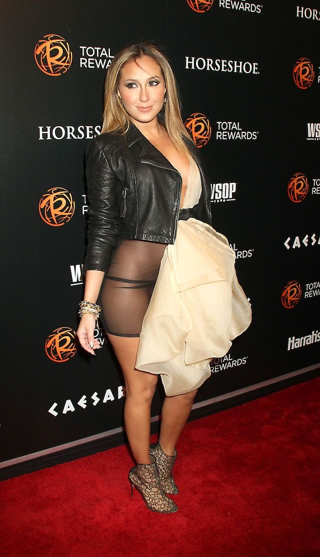Congratulate, your Adrienne bailon uncensored naked pics cleared