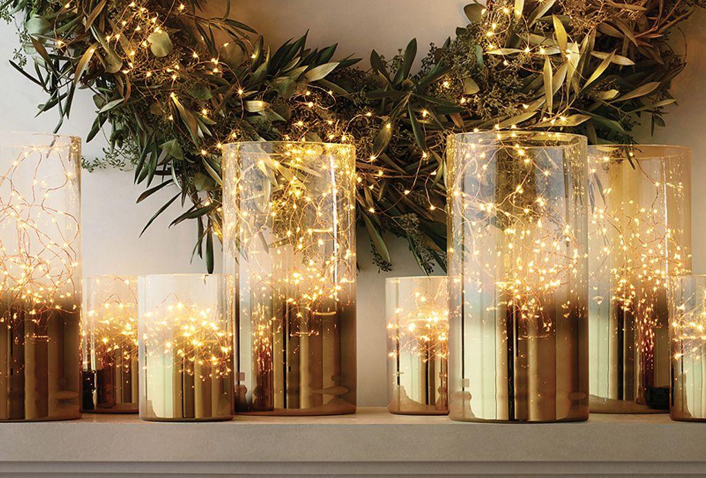 Las ltimas tendencias en luces de navidad decoraci n for Adornos navidenos ultimas tendencias