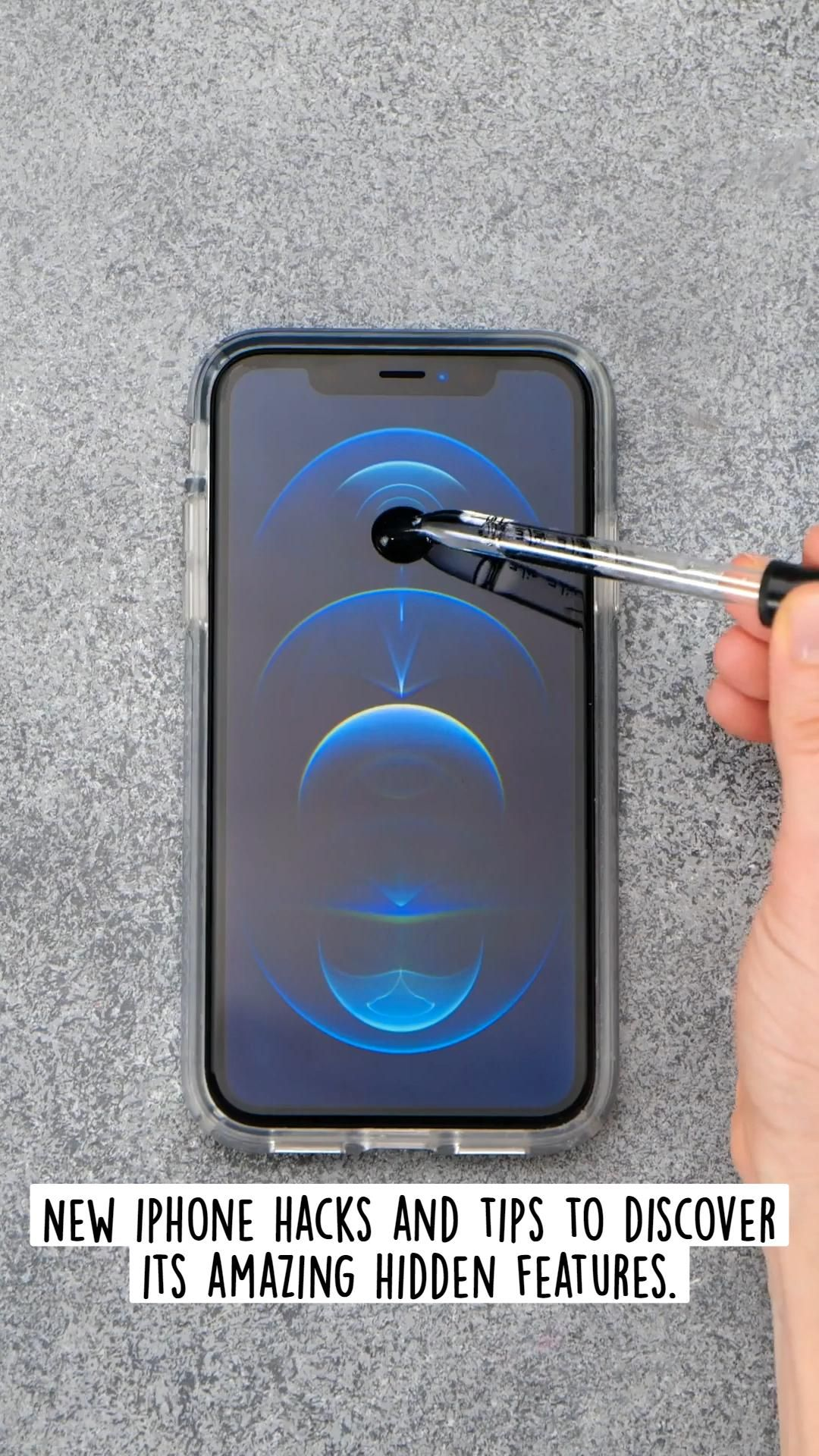 New iphone hacks and tips to discover its amazing hidden features.