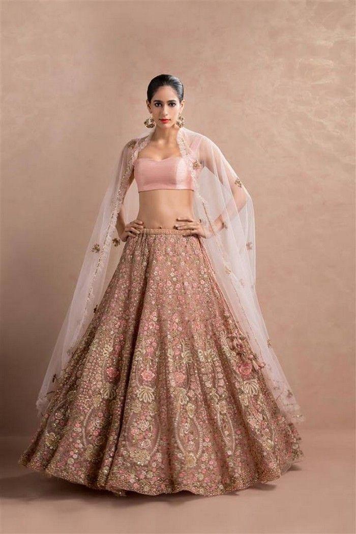 Latest Indian Bridal Lehnga Collection 2018 | Mehndi | Pinterest