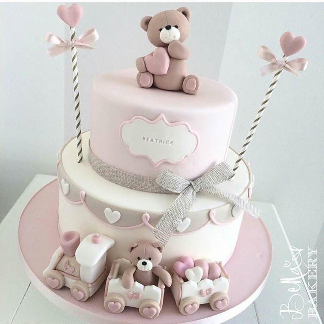 Nydelig #kake #inspirasjon #cake #detlilleekstra #dinbabyshower ...