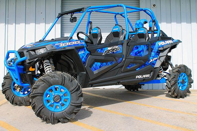 New 2017 Polaris Rzr Xp 4 1000 Eps High Lifter Edition Atvs For In Texas