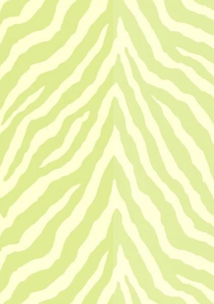 Thibaut Wallpaper Animal Print: T1867 Etosha in Green. Geometric. #EstateofDesign