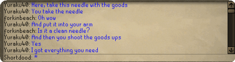Scrolled Way Back Up My Chat Box While Doing Zulrah And Found This Never Change Runescape R 2007scape Never Change Old School Runescape Chat