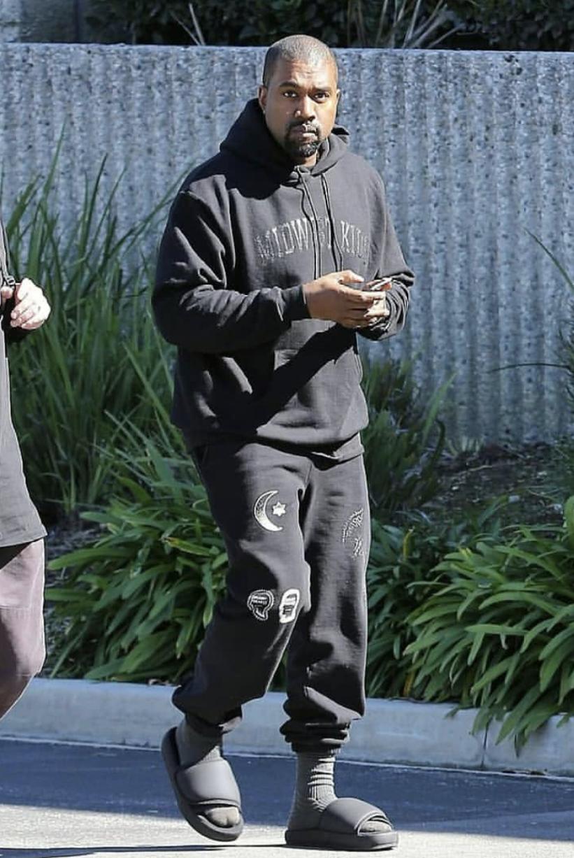Celebrities Street Style In 2020 Kanye Fashion Kanye West Outfits Yeezy Fashion