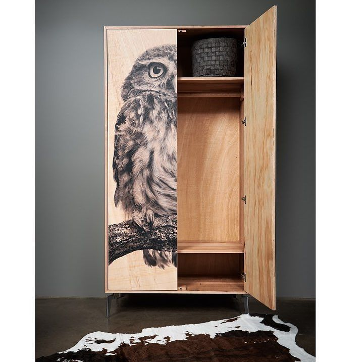 Wardrobe owl