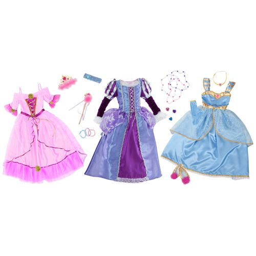 TeeTot Magical Princess Dress Up Chest