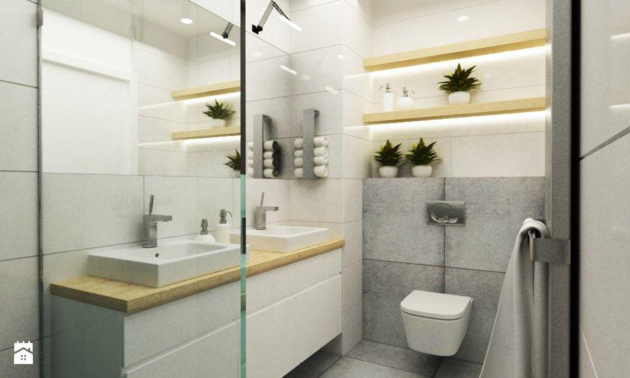 Znalezione Obrazy Dla Zapytania Małe łazienki łazienka W