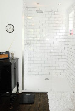 Subway Tile Shower Bathroomshower White Subway Tile Shower
