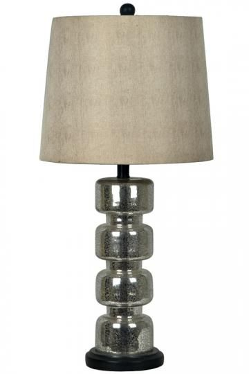 Chanell Table Lamp   Table Lamps   Lamps   Lighting | HomeDecorators.com